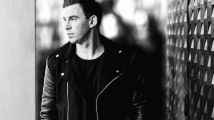 Hardwell's photo book