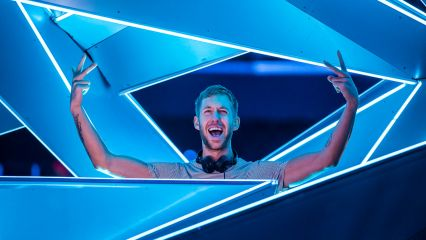 Calvin Harris - Upcoming Single!