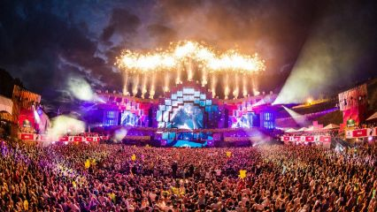 Top 10 EDM and Dance Festivals in Europe