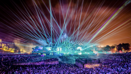 The Best EDM Festivals